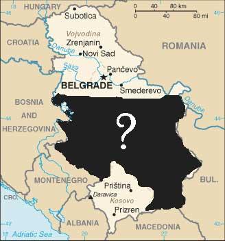 Otkrivena Centralna Srbija Između Beograda I Kosova Njuz