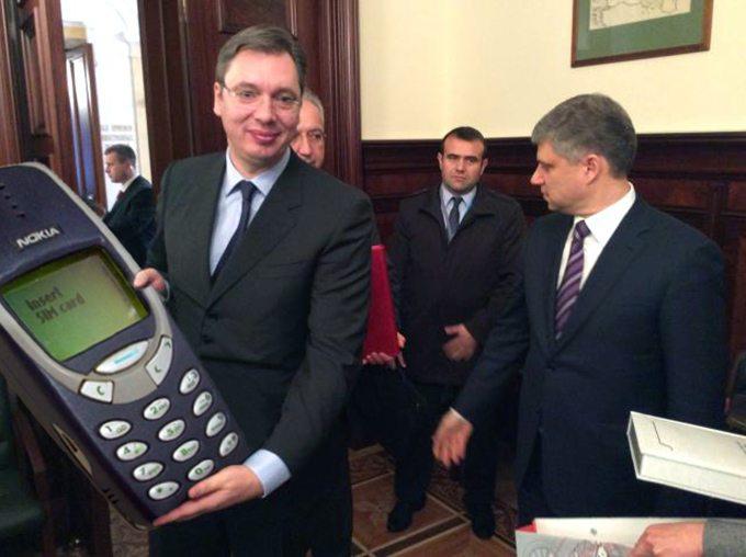 Vucic Nokia