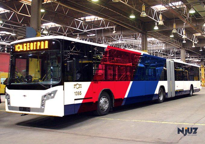 autobus sns NEW