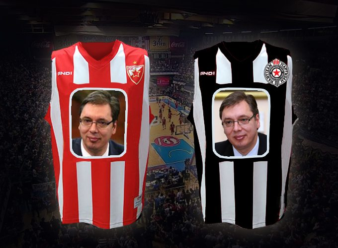 Kk Crvena Zvezda I Kk Partizan Predstavili Nove Dresove