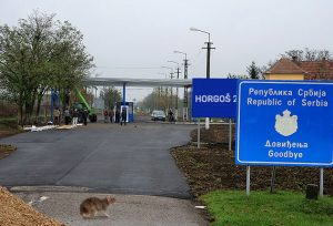 Poslednji srpski pacov poslednji put se osvrće pre odlaska iz zemlje